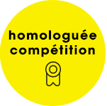 Label d'homologation en competition