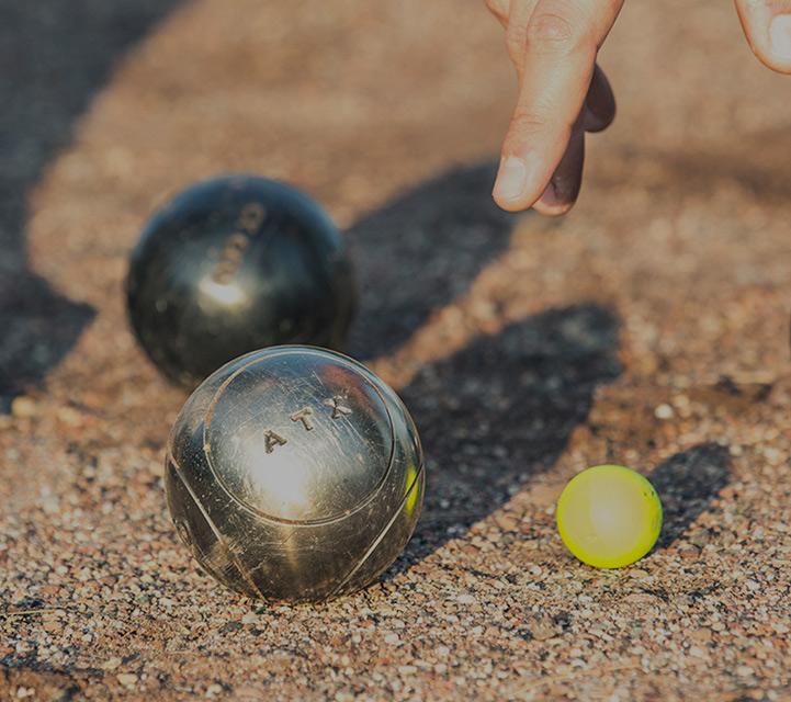 gamme boules joueur confirme